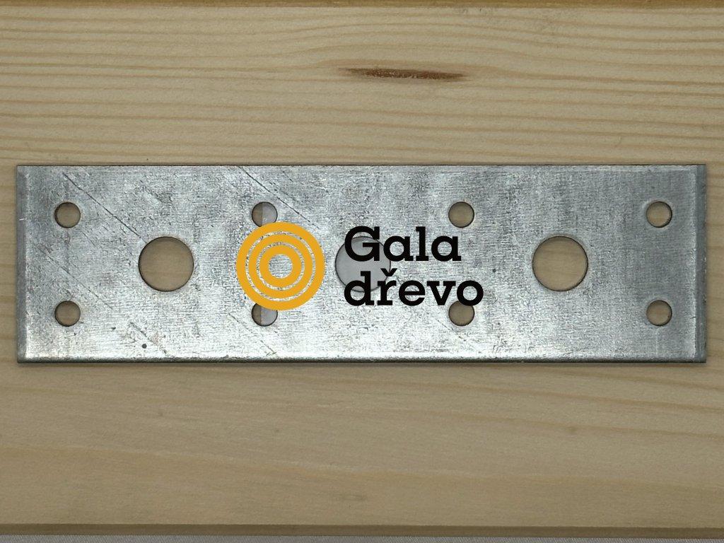 2020 11 25 18 53 34 Spojovací páska kombinovaná, 40x140x3,0, galvanický zinek HPM TEC, s.r.o.