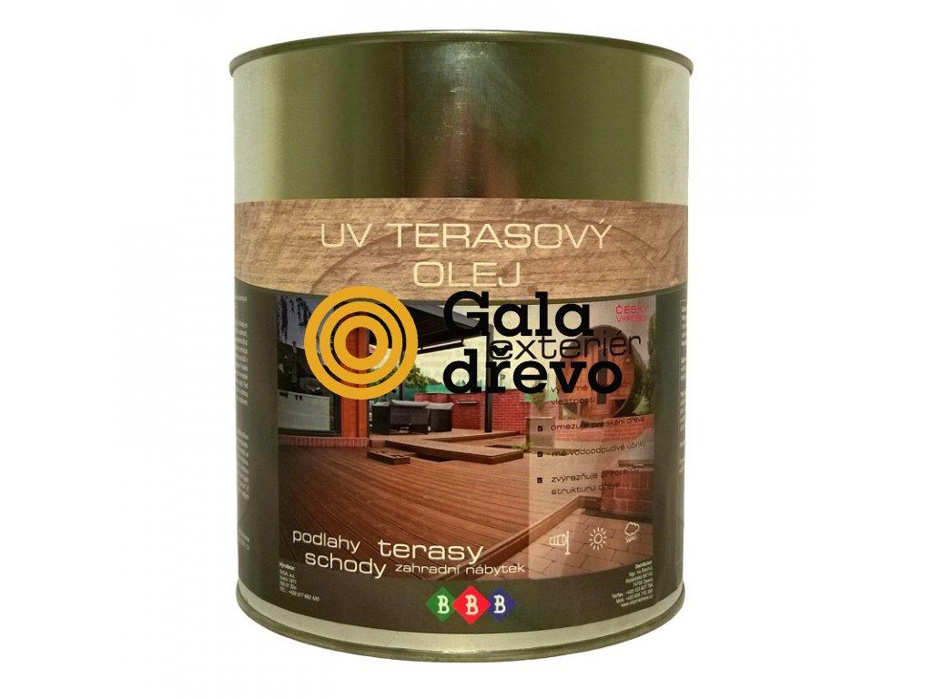 Terasový olej 2,7lt