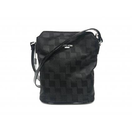 S.Fiorentino kabelka černá