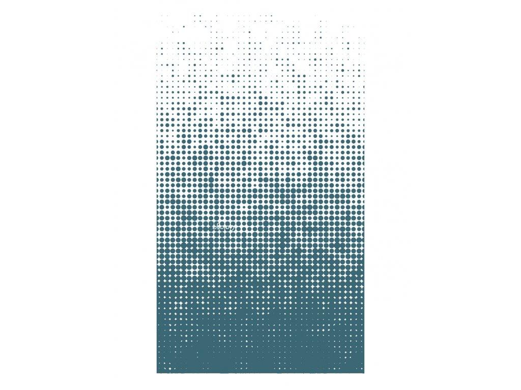 Nákrčník zateplený - abstraktní