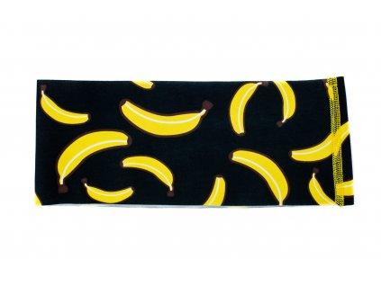 Funkční čelenka - banán