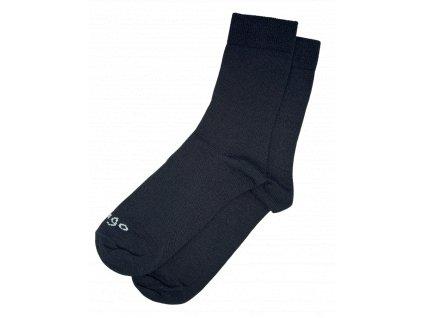 Merino ponožky Black