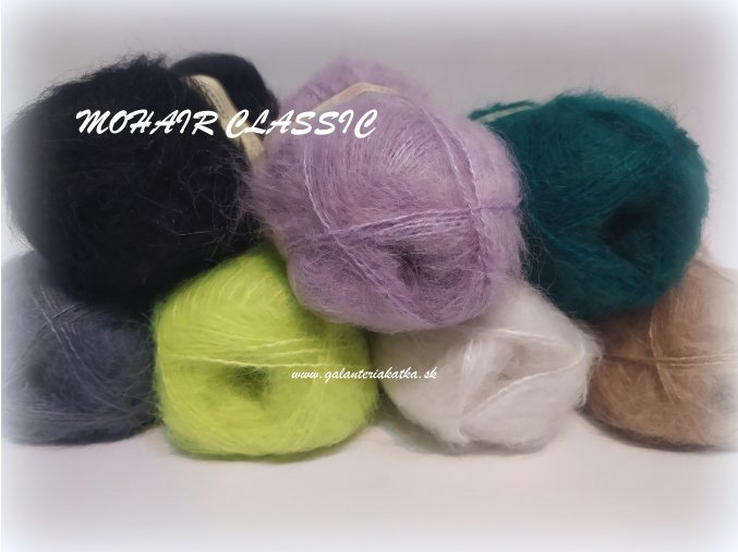 mohair classic ALL