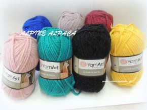 Alpine Alpaca ALL