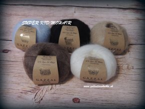 Super Kid Mohair all