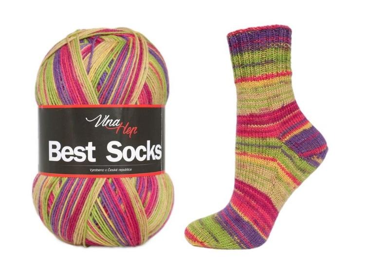 Ponožková příze Best Socks