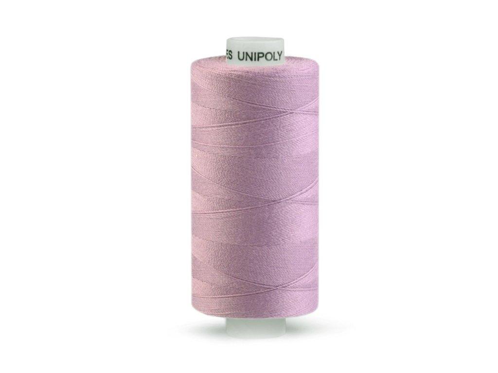 Šicí nit Unipoly 120 návin 500 m / 472 - fialková