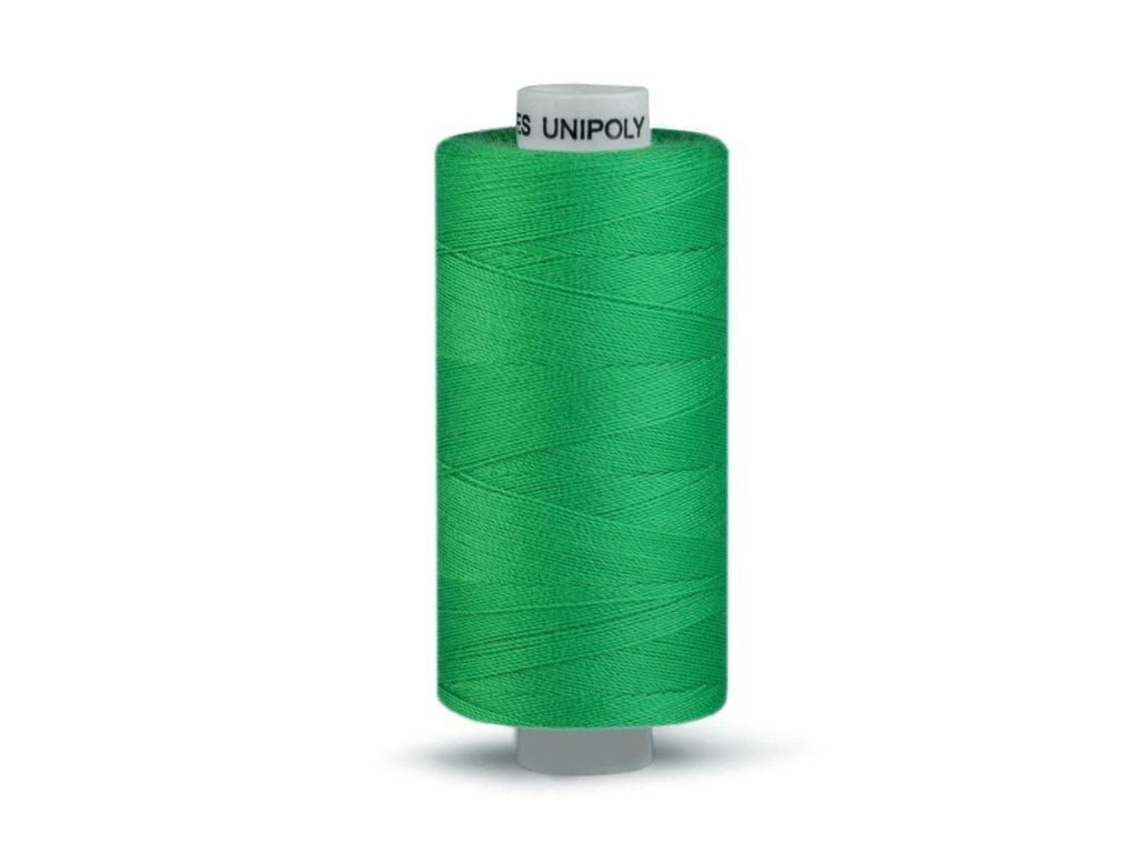 Šicí nit Unipoly 120 návin 500 m / 616 - listová zeleň