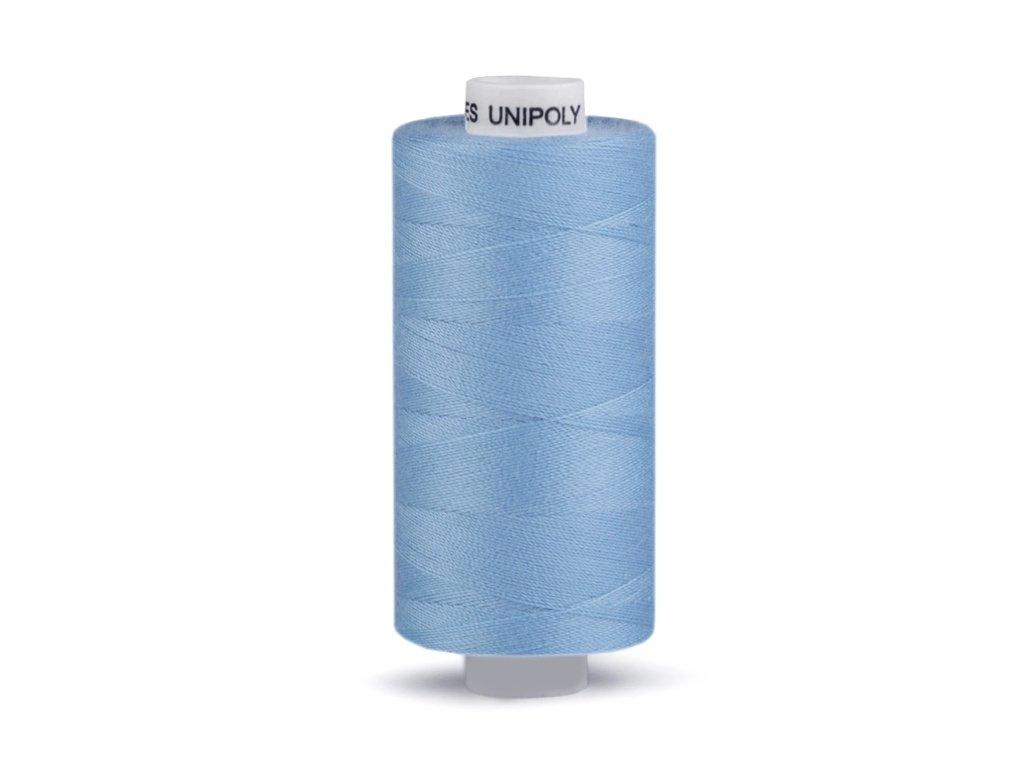 Šicí nit Unipoly 120 návin 500 m / 562 - šmolkově modrá