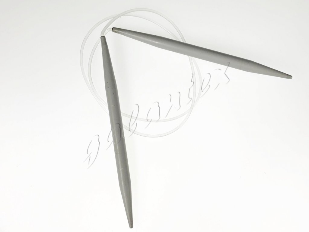 Kruhové jehlice 80 cm / 8 mm