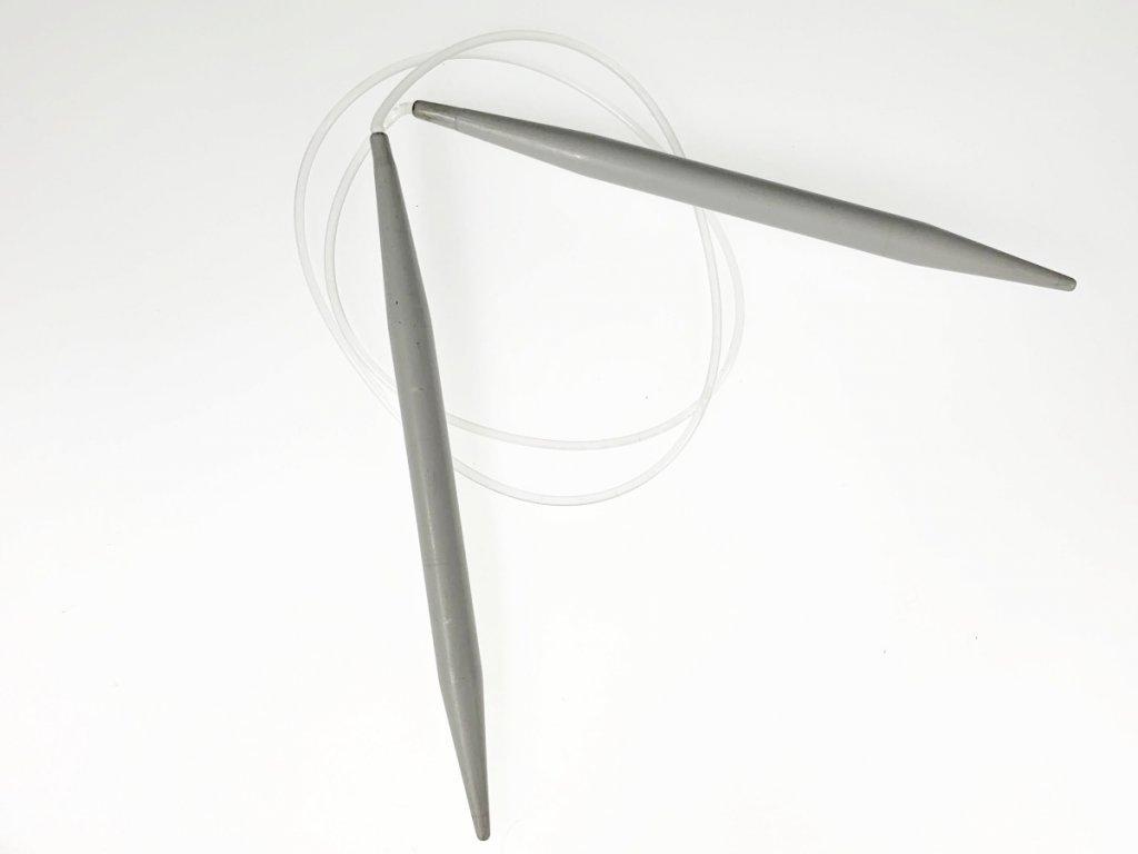 Kruhové jehlice 80 cm / 10 mm