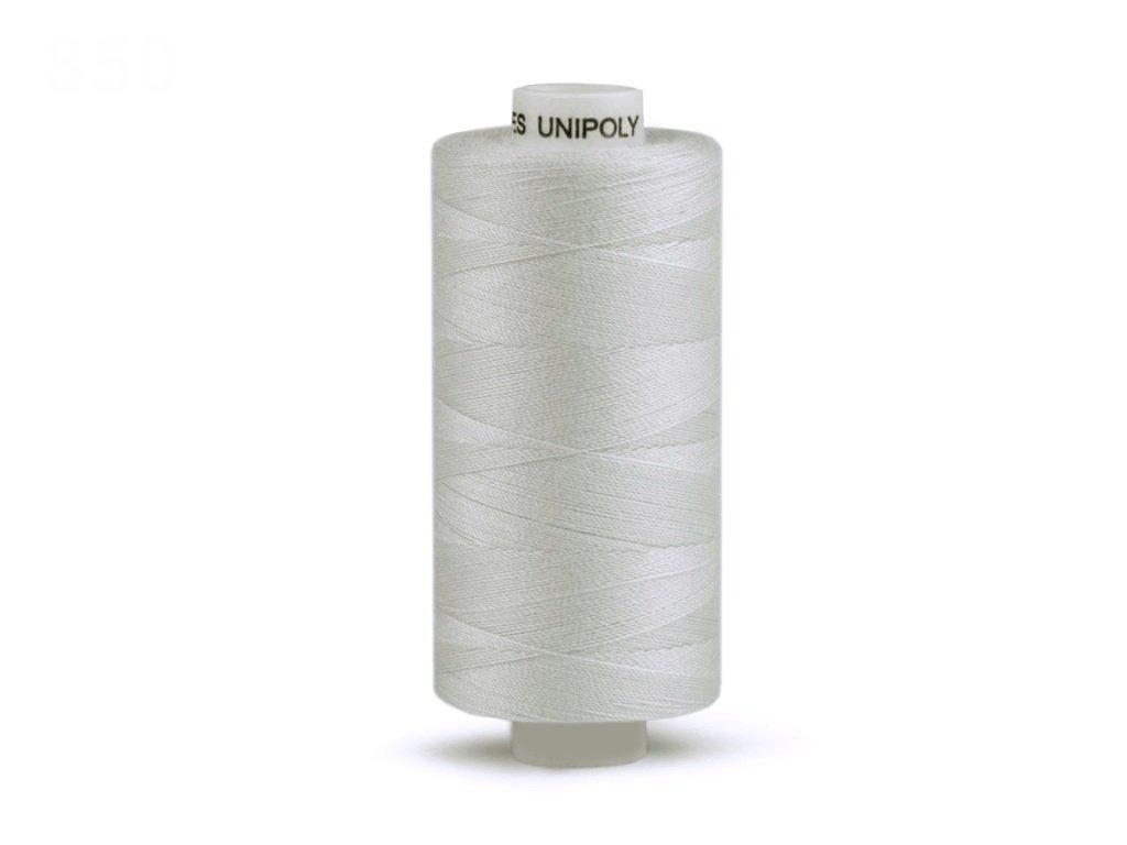 Šicí nit Unipoly 120 návin 500 m / 882 - světle šedá