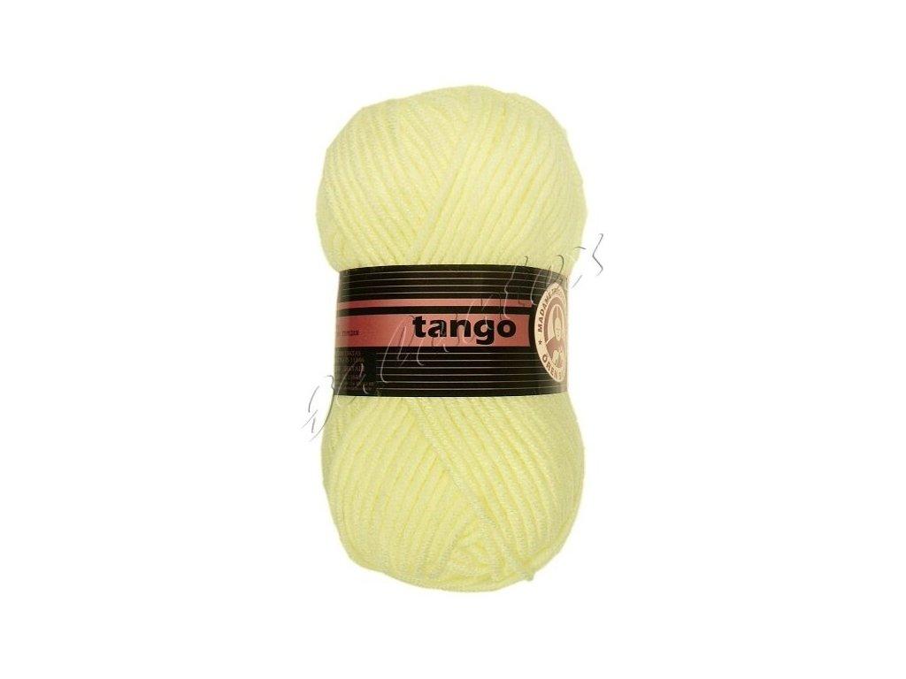 Pletací příze Tango  / 005 - smetanová