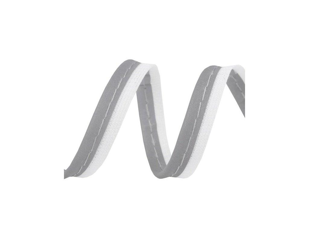 Reflexní paspulka 10 mm