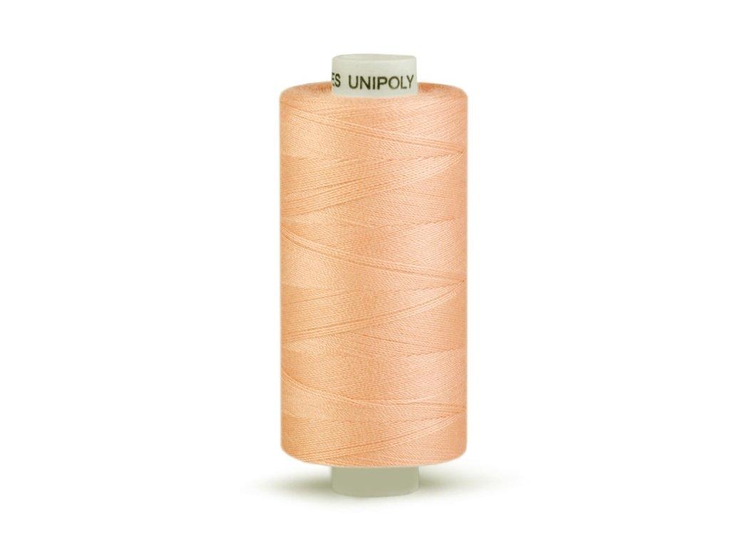 Šicí nit Unipoly 120 návin 500 m / 730 - růžovohnědá