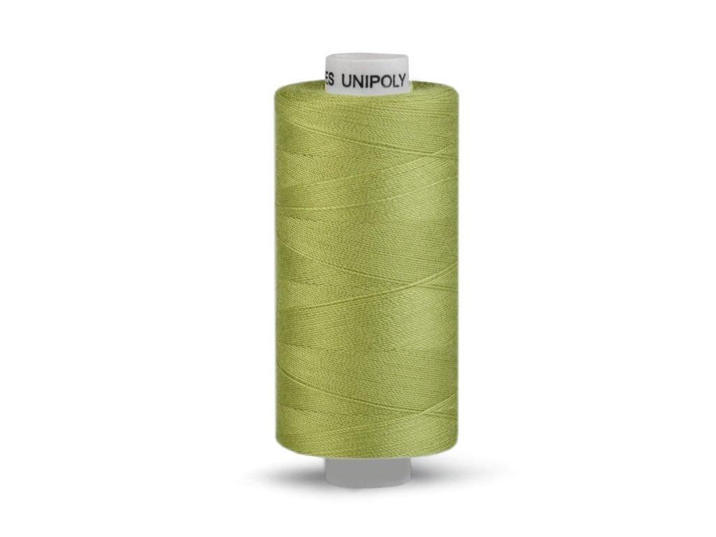 Šicí nit Unipoly 120 návin 500 m / 631 - jehnědová