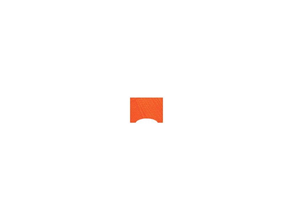Pletací příze Gala / 030 - oranžová