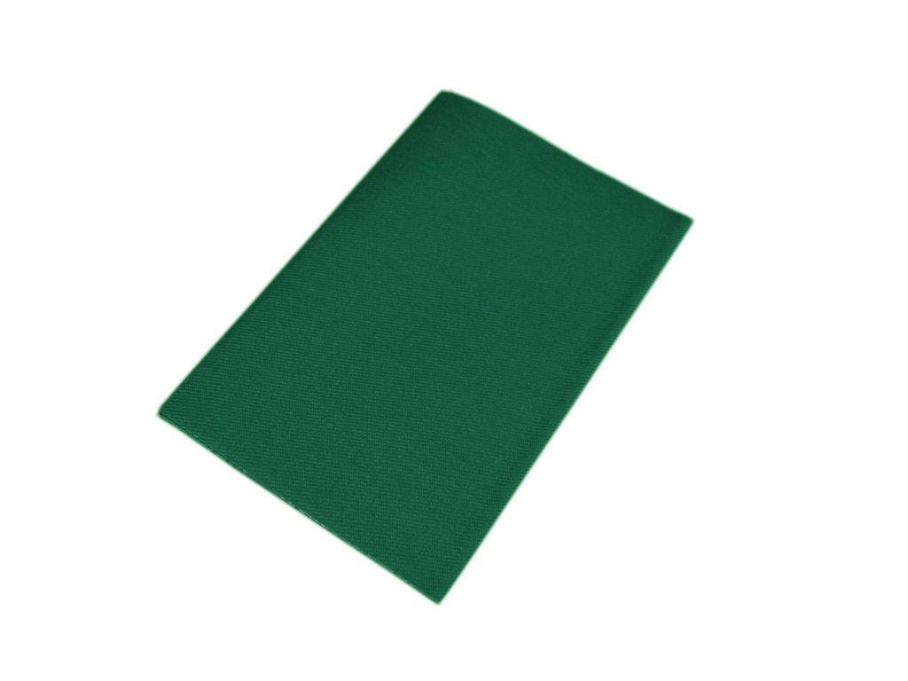 Zažehlovací záplaty kepr - tm. zelená