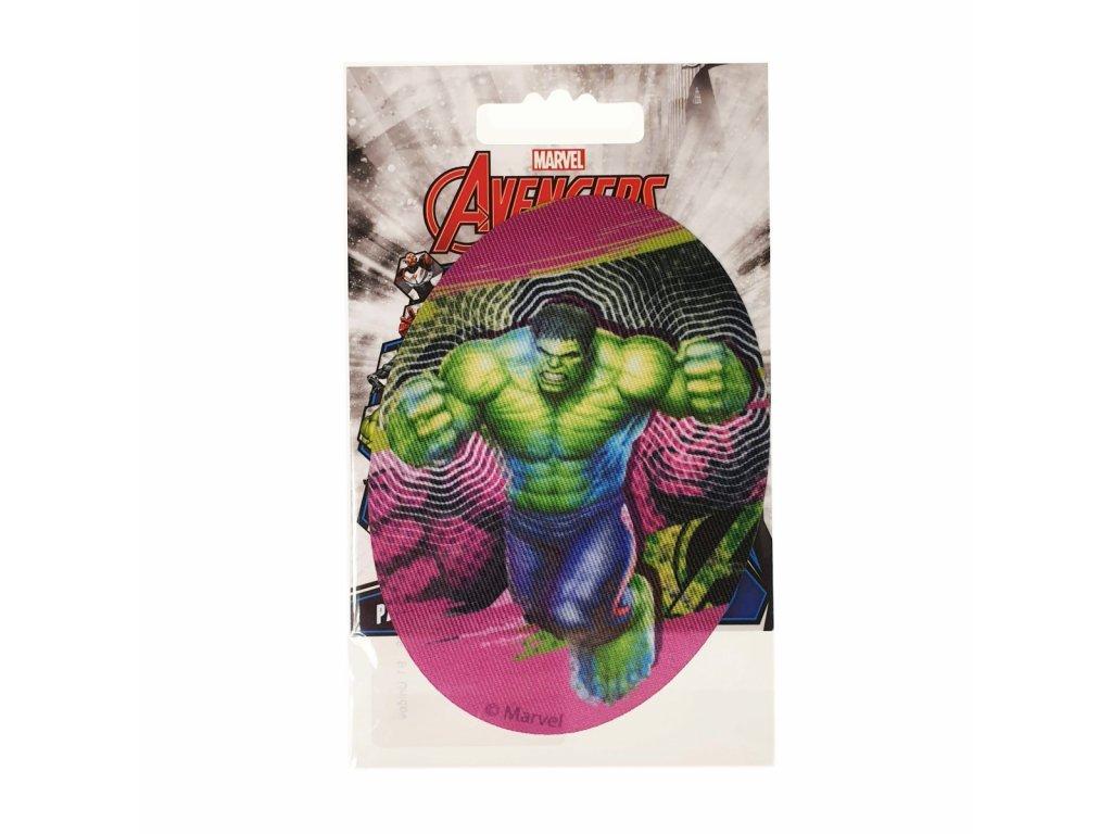 Dětská nažehlovací záplata Avengers VII.