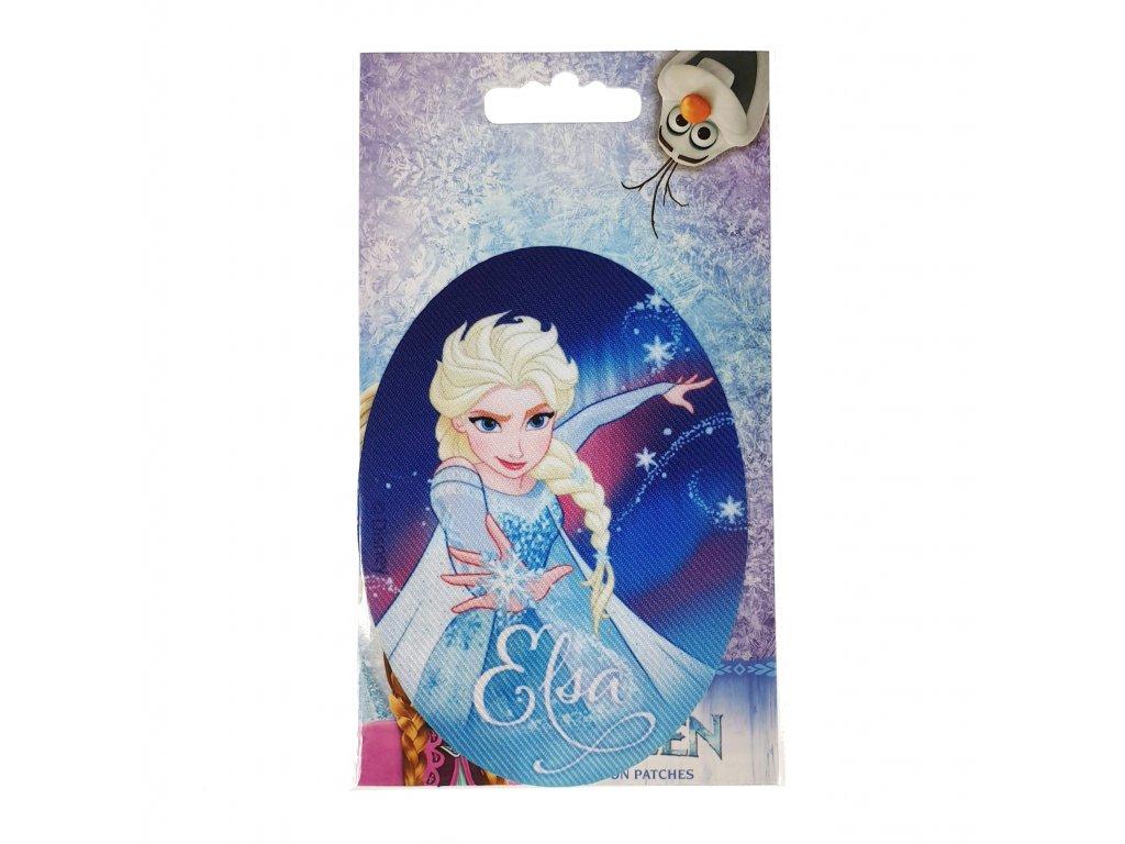 Dětská nažehlovací záplata Disney Frozen V.