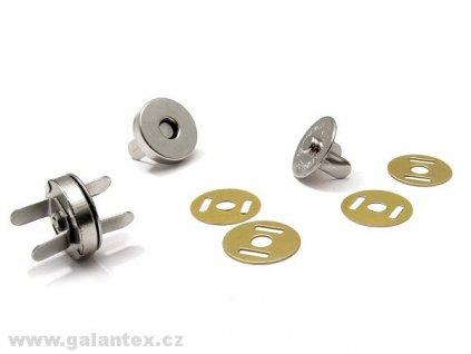 Magnetické zapínání  18 mm