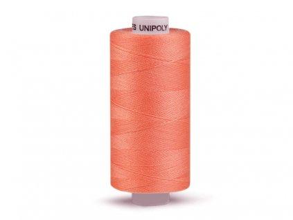 Šicí nit Unipoly 120 návin 500 m / 324 - korálová