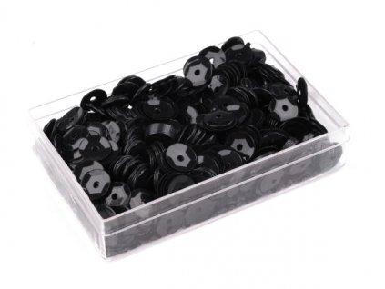 Flitry OE6mm v krabičce 7g  - černé