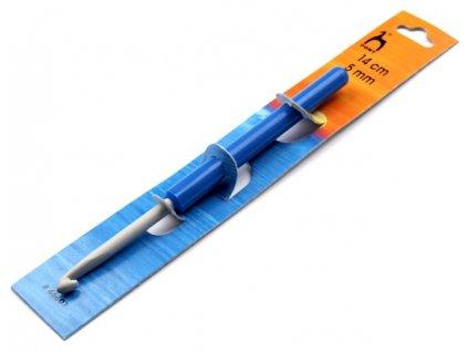 Háček na vlnu 5 mm PONY