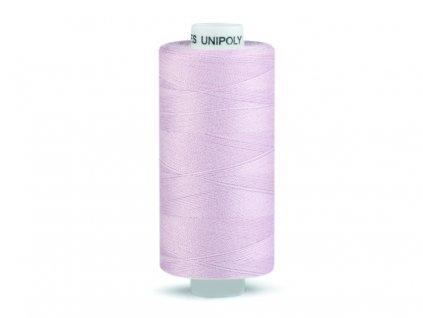 Šicí nit Unipoly 120 návin 500 m / 441 - bledě fialová