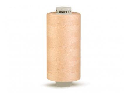 Šicí nit Unipoly 120 návin 500 m / 320 - krevetová