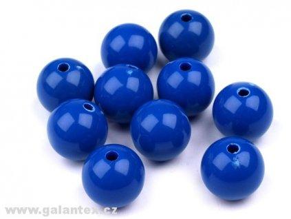 Korálky plastové 10 mm Kulička (10ks) > varianta