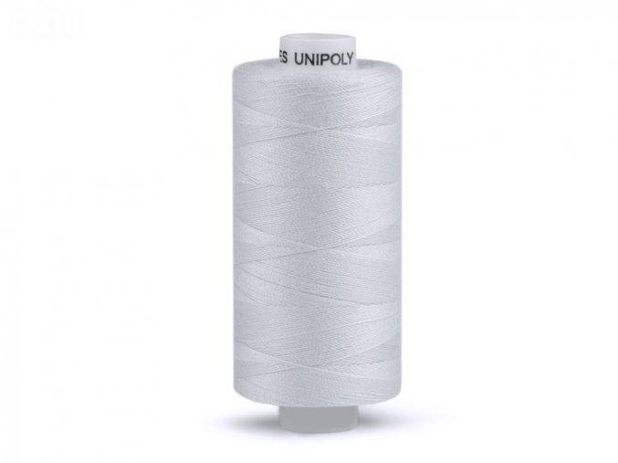 Šicí nit Unipoly 120 návin 500 m / 850 - sv. modrošedá