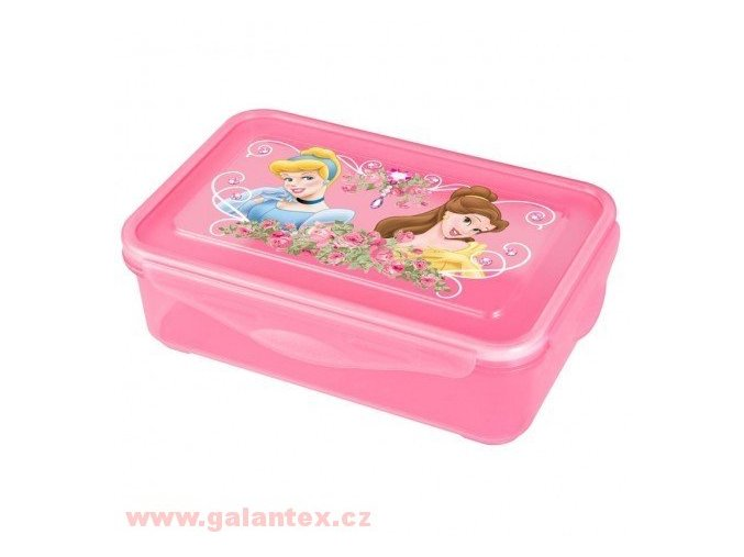 Box na svačinu 800ml Princess