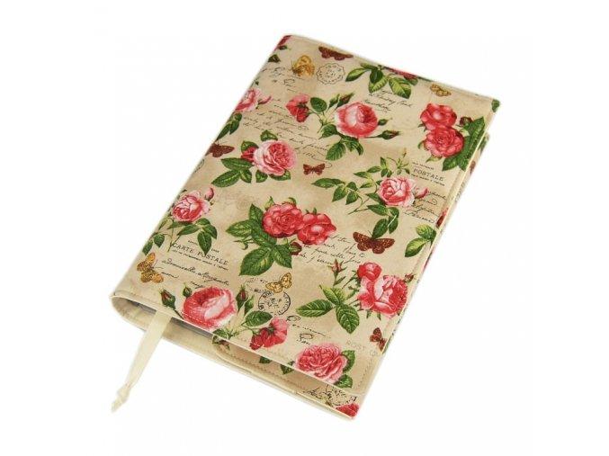 Nastavitelný obal na knihu - Heirloom Diary