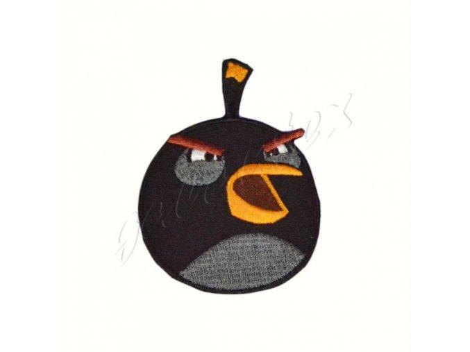 Nažehlovací aplikace Angry Birds