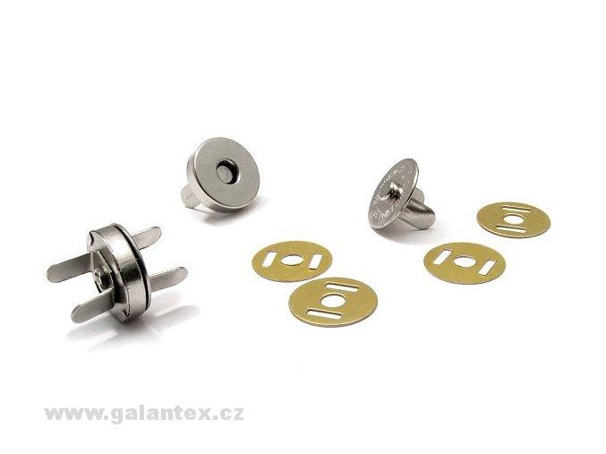 Magnetické zapínání Ø 15mm