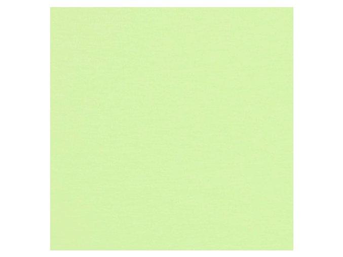 Oboulícní úplet jednobarevný - sv. zelený