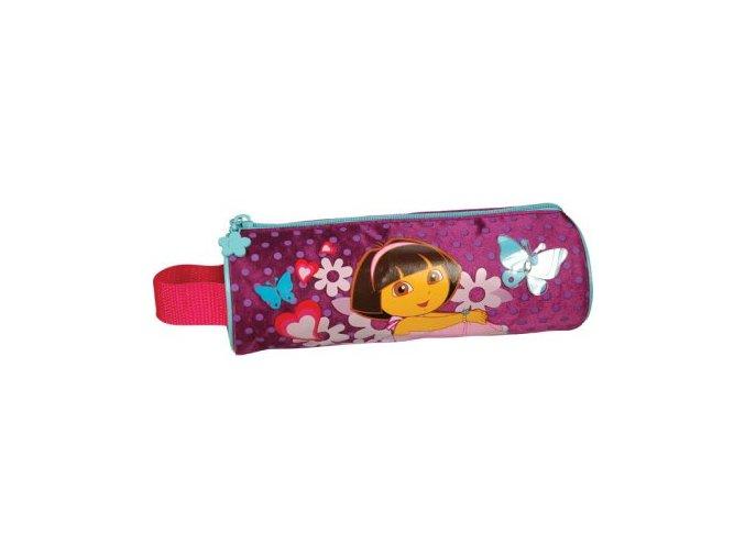 Kulatý penál Dora