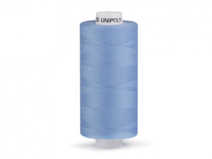 Šicí nit Unipoly 120 návin 500 m / 552 - blánkytná modř