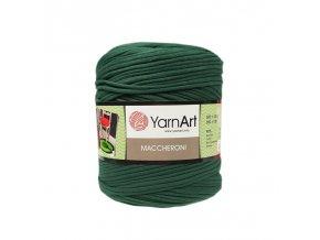 Maccheroni zelená tmavá