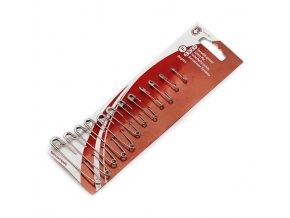 Špendlíky spínací 19-60 mm (12 kusů)