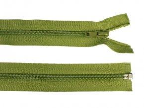 zipspiral oliv