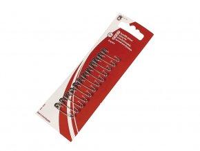 Špendlíky spínací 22 mm (12 kusů)