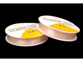 silikonova gumicka cira 0 6mm navin cca13m