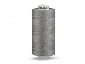 Šicí nit Unipoly 120 návin 500 m / 885 - šedá