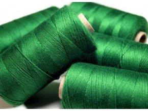 Nitě riflové UNIPOLY 30 návin 200m / 618 - lesní zeleň
