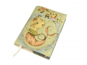 Nastavitelný obal na knihu - Mirabelle Adrift I.