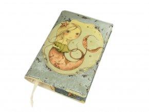 Nastavitelný obal na knihu - Mirabelle Adrift II.