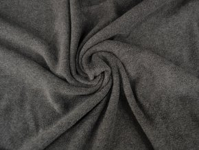 Fleece micropolar antipeeling - antracit