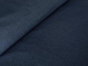 Softshell zimní - tm. modrý režný